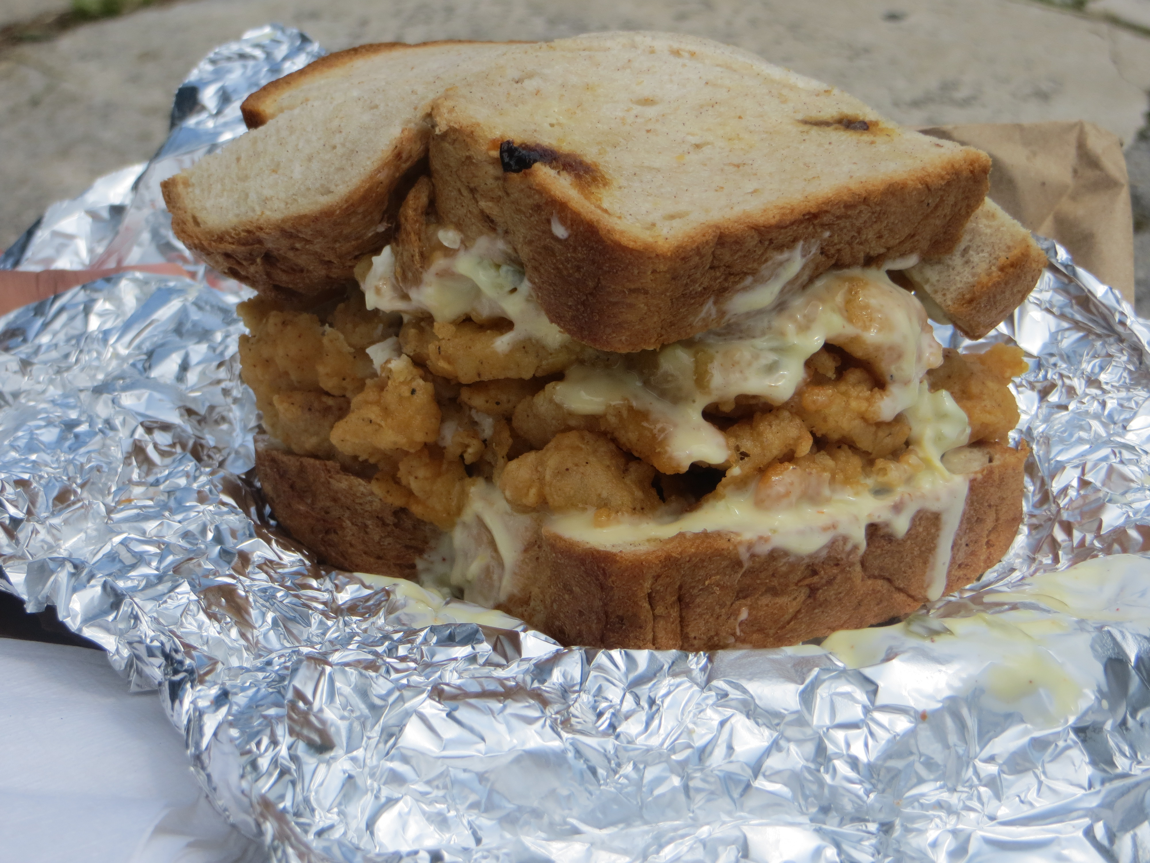 The world s best fish sandwich mango diablo for Who has the best fish sandwich