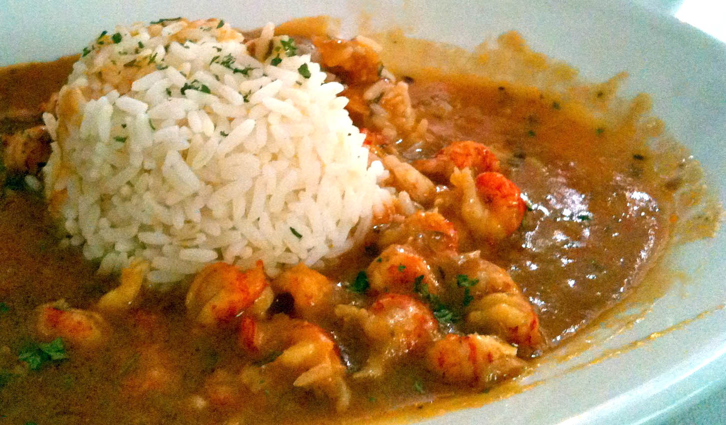 ... Shrimp Etouffee Recipe (or easily make into Crawfish Etouffee